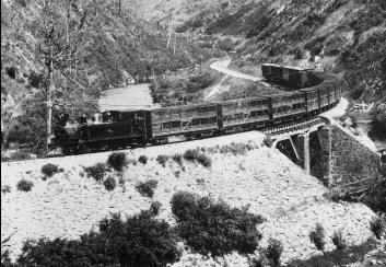Ladle Bend creek bridge