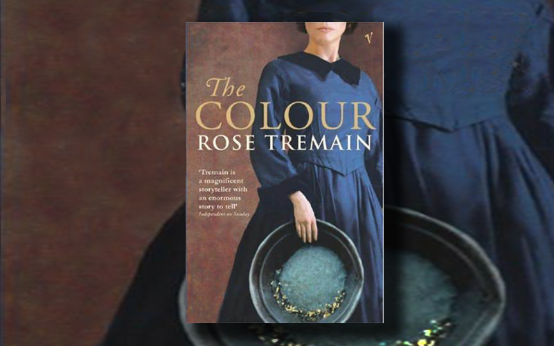 The Colour Rose Tremain