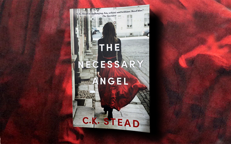 The Necessary Angel Stead
