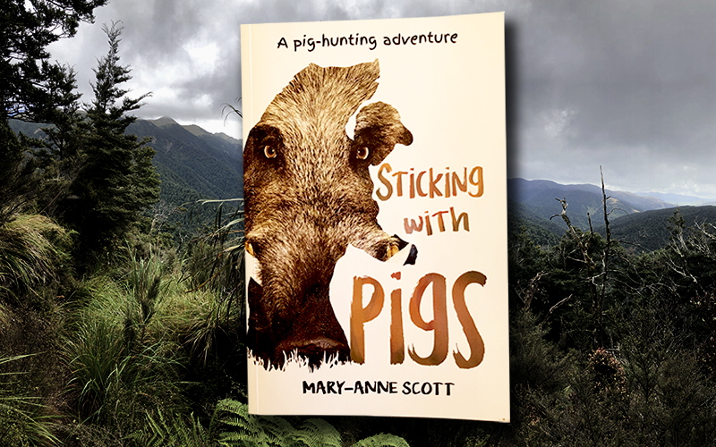 Sticking with pigs by Mary-Anne Scott