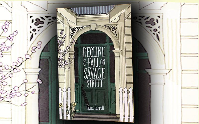 Decline & Fall on Savage St by Farrell