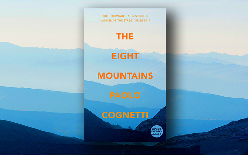 The Eight Mountains by Paulo Cognetti