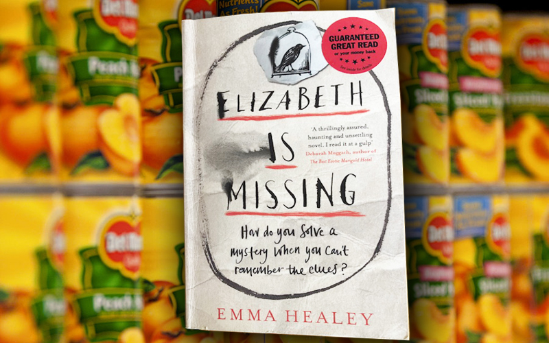 Elizabeth is Missing, by Emma Healey