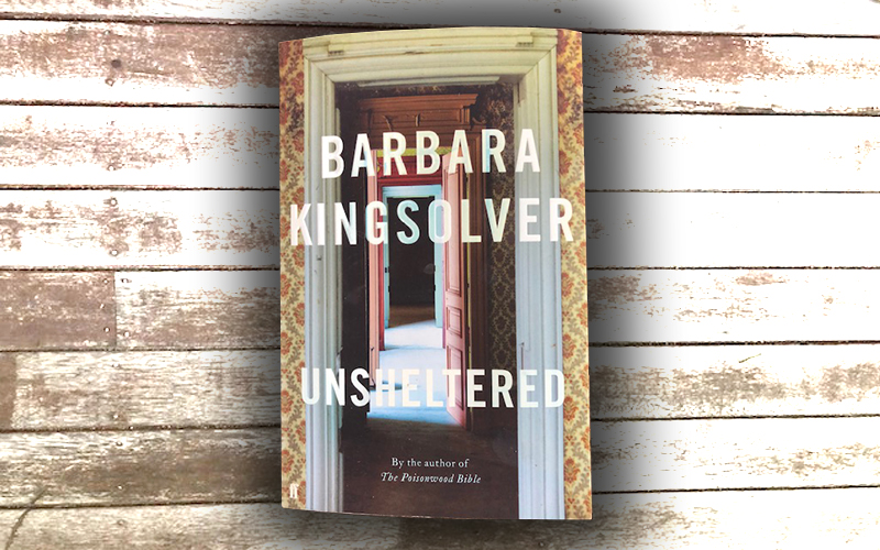 Unsheltered – book review