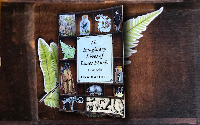 The imaginary lives of James Poneke by Makereti