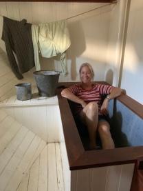 Polly Woodside bathroom