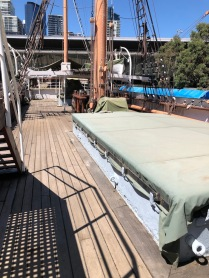 Polly Woodside ship Melbourne
