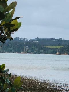 Tall ship Paihia New Zealand