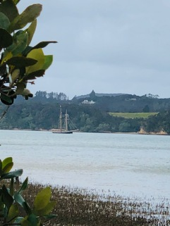 Tall ship Paihia New Zealand