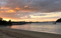 Paihia beach sunset.jpg