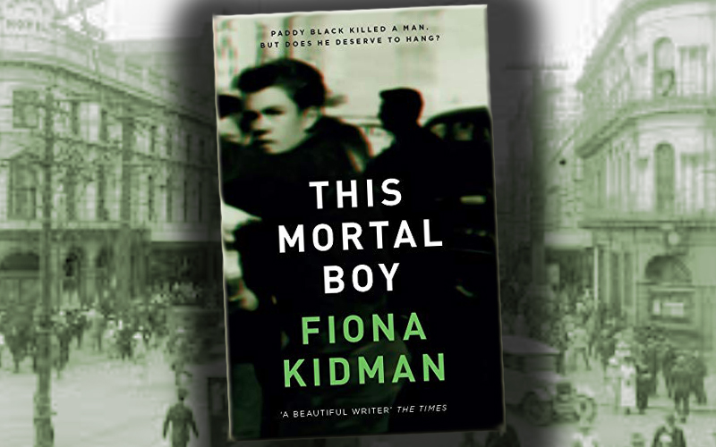 This Mortal Boy by Fiona Kidman