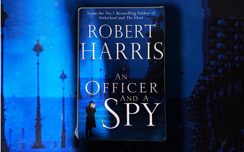 Officer & A Spy