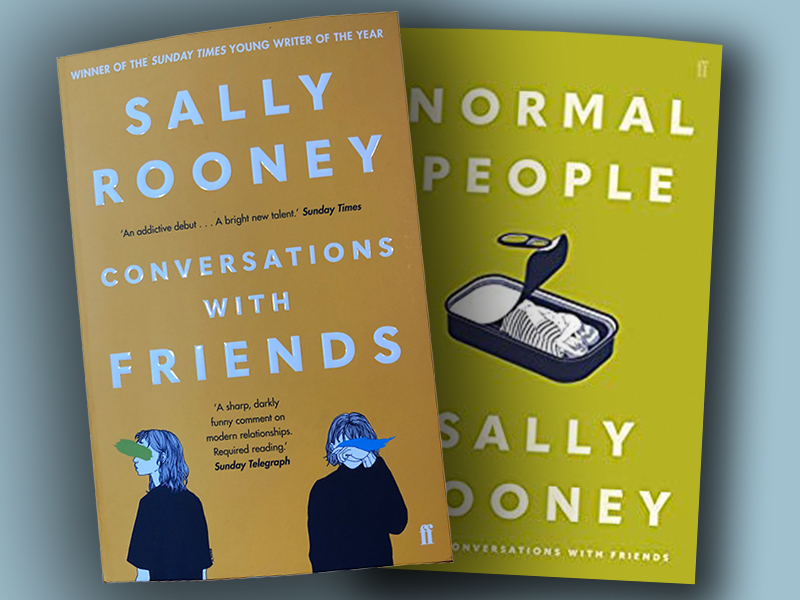 Converstations with Friends & Normal People – bookreviews