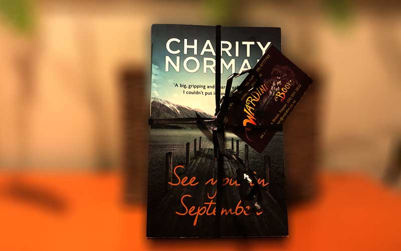 See you in September – bookreview