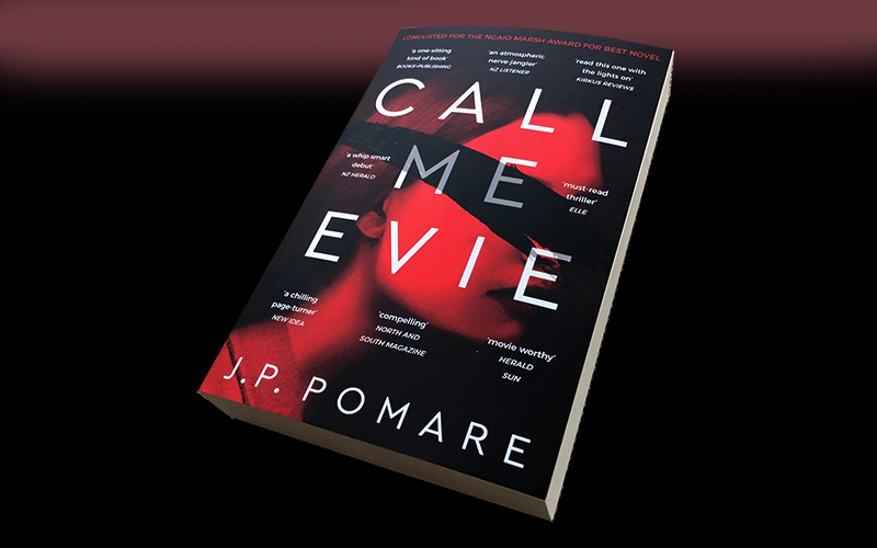 Call me Evie by J P Pomare