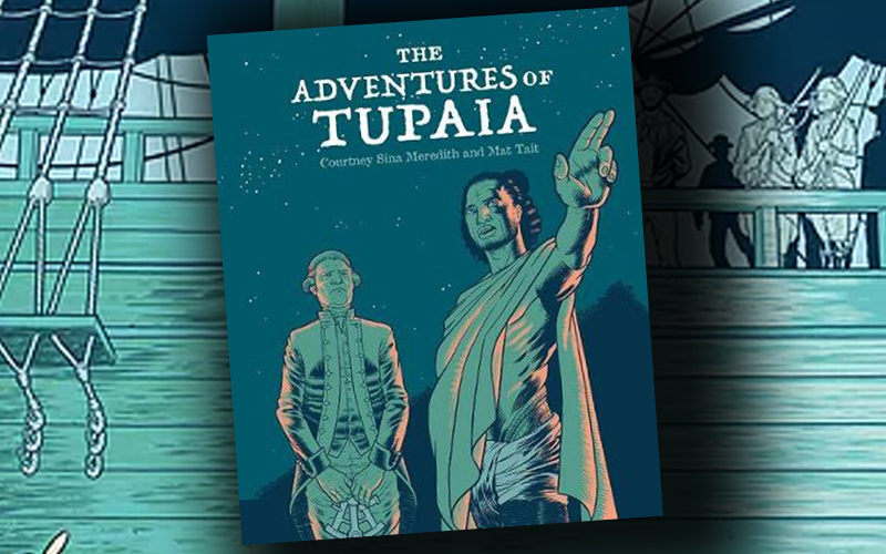 The Adventures of Tupaia – book review