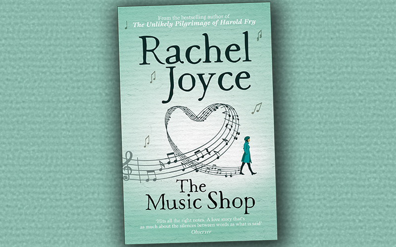 The Music shop Rachel Joyce review