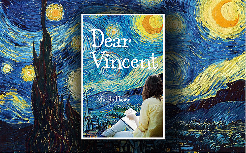 Dear Vincent by Mandy Hager