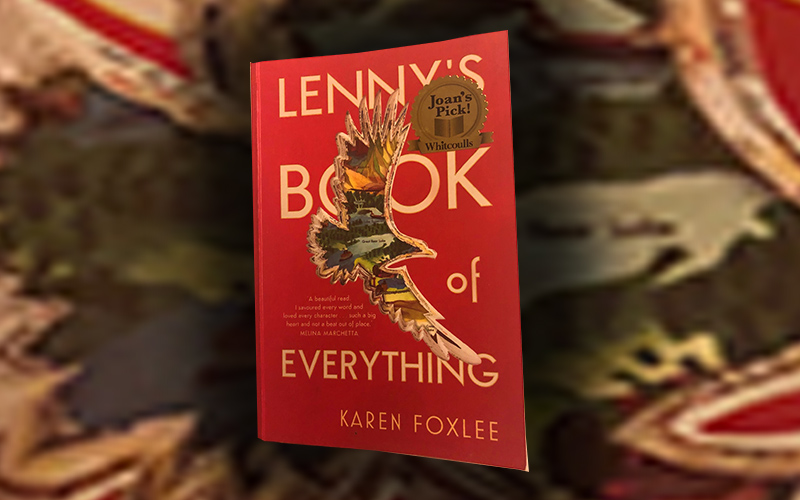 Lennys book of everything Foxlee
