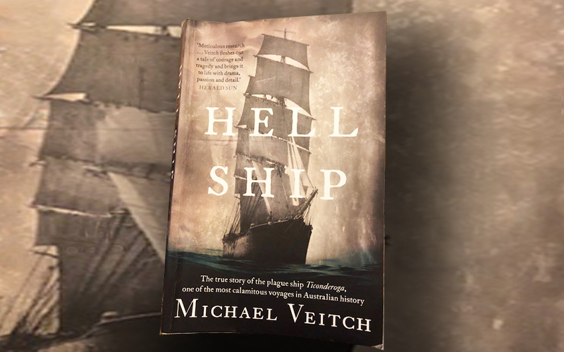 Hell Ship—book review