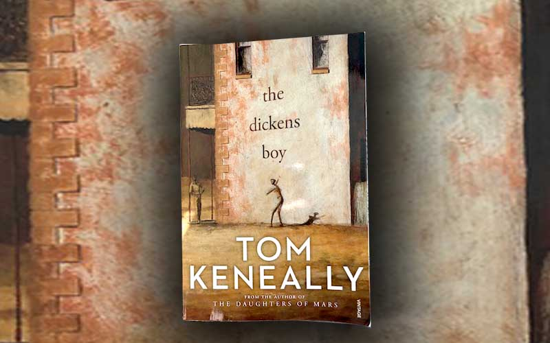 The Dickens Boy – bookreview
