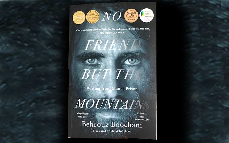 No Friend but the Mountains — book review