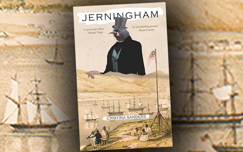 Jerningham by Cristina Sanders