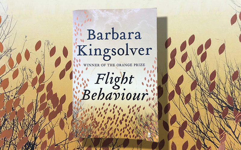 Flight Behaviour — book review