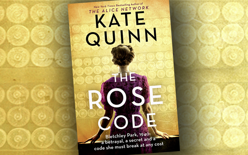 The Rose Code – bookreview