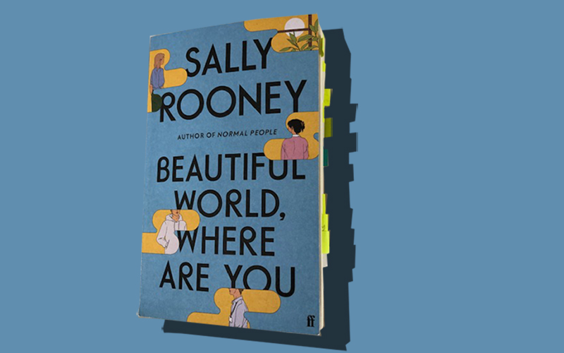 Beautiful world, where are you — bookreview